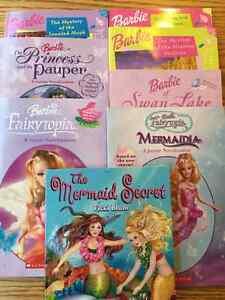 Junior chapter books - Barbie