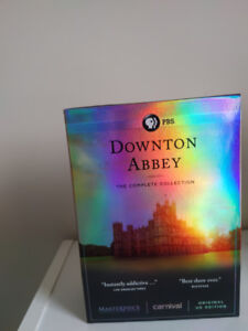 Complete Downton Abbey Series 1-6