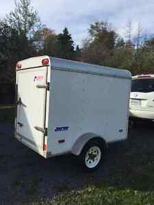 4 by 6' Cargo Trailer