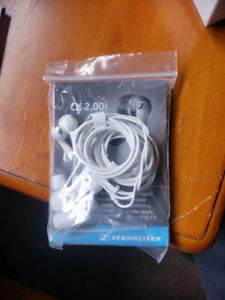 Sennheiser CX 2.00i Wired Earbud