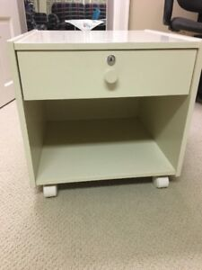 IKEA white night table/stand