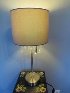 Lampe de table ou chevet.