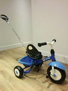 Tricycle Kettler Bleu