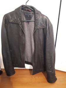 Tommy Hillfinger Leather Jacket