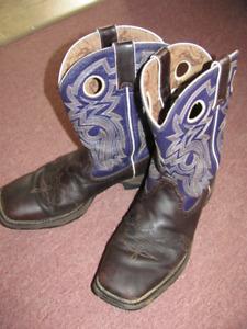 DURANGO ladies size 10M cowboy boots