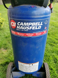 26 Gallon Air Compressor
