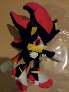 Shadow the Hedgehog Plush Toy