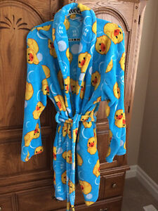 Rubber Ducky Housecoat One Size