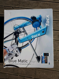 Tacx Blue Matic Cycle Turbo Trainer