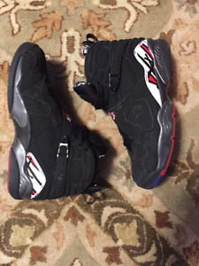 Air Jordan Retro 8 Playoffs Size 10