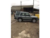 Land Rover Discovery Auto