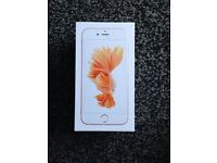 Iphone 6s Box 128gb Rose Gold (BOX ONLY)