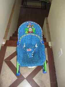 Baby rocker/ toddler rocker chair