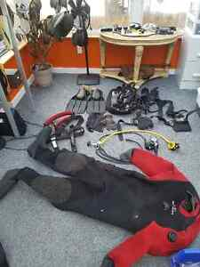 SELLING ALL MY DIVE GEAR!!!1000$