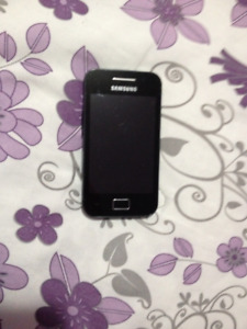 Samsung Galaxy Ace $35 with new charger