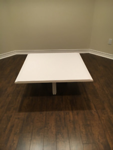 Coffe Table and Side Table 2 Piece Set