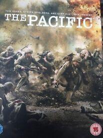 The Pacific full set dvd box set