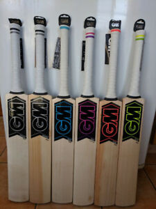 SEASON SALE: 2018 GM READY-To-PLAY Cricket bat / kit / equipment