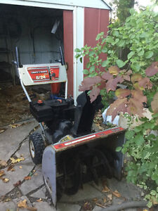 dont miss out on this good snowblower !!! Kitchener / Waterloo Kitchener Area image 1
