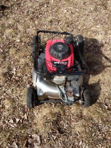 MTD PRO Lawnmower Honda Engine Project
