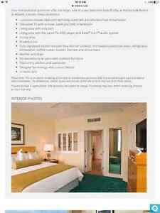 Harbourside Resort 1 bedroom + pullout couch access to Atlantis