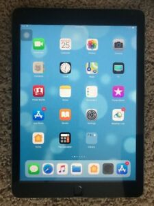 iPad Air 2 - Wi-Fi and Cellular