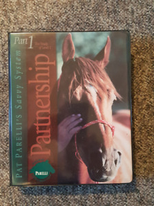 Pat Parelli Horse Training system