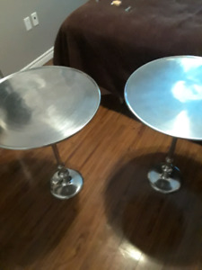 Pair of beautiful pedistal tables for sale!!