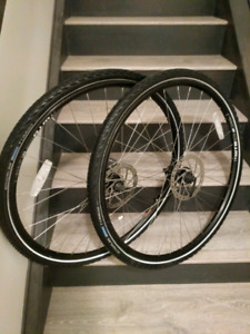 """29"""" Rims (Front and Rear)  + Shimano Cassette"""
