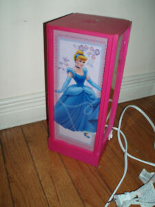 Princess Night Lamp, Dolls, Pink Garden Chair, Banking Machine