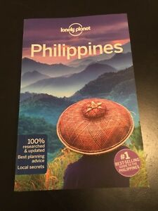 Lonely Planet, Philippines, 12th Edition 2016
