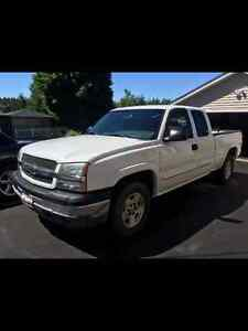2005 Chevrolet Silverado 1500 Pickup Truck