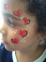 Face Painting/Special Effects Make up Artist