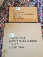 Chair Gym for sale PU in Grimsby