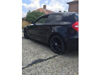 2007 BMW 120d M SPORT AUTO HATCHBACK 3 DOOR