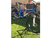 BMC mountain bike mint condition