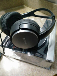 SONY Home Theatre Stereo Headphones! (open box)
