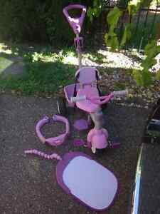 Little tikes 3 in 1 Tricycle that you can steer Oakville / Halton Region Toronto (GTA) image 2
