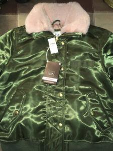 Manteau bomber De Gap, De Gap bomber winter coat