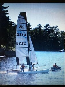 Hobie Cat F18 Tiger
