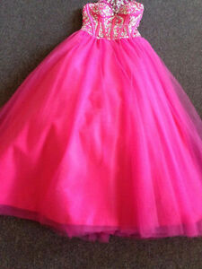Prom dress for $250.00