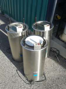 Chauffe assiettes (1) commercial ANTONEE RTD-H