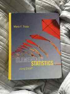 Elementary Statistics using Excel 5th Edition, Mario F. Triola