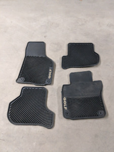 Volkswagen Golf Monster Mats