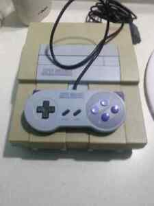 Selling super nintendo woth brawl brothers