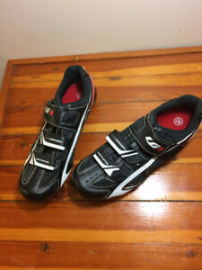 new Louis Garneau shoes and cleats