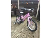 "Girls Ridgeback Melody 16"" Bike - Immaculate Condition"