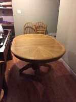 Good condition wooden table