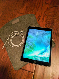 Apple iPad Air 2 16GB, Wi-Fi, 9.7in, Space Gray, Great Condition