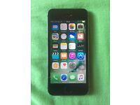 iPhone 5s space grey 16gb o2/giffgaff in excellent condition
